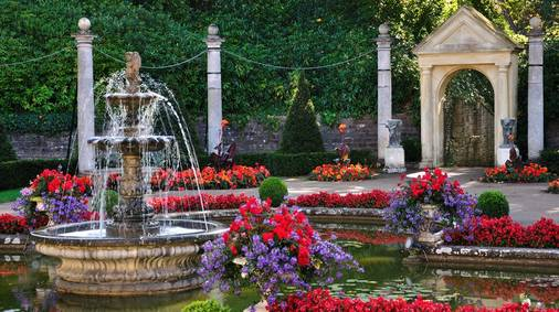 Dorset Gardens Tour
