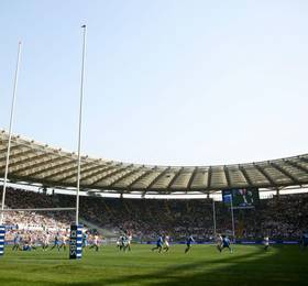 Italy v England - Six Nations match day