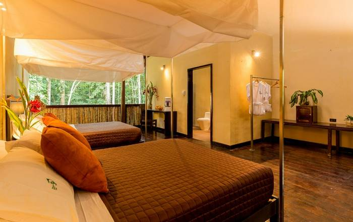 Tambopata Research Centre   Suite Room