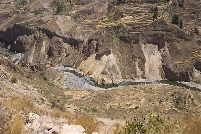 Rio Colca, Colca Canyon (David Allison)