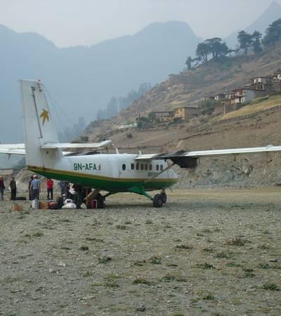Juphal STOL airstrip