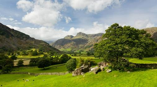 6-Night Southern Lake District Guided Walking Holiday