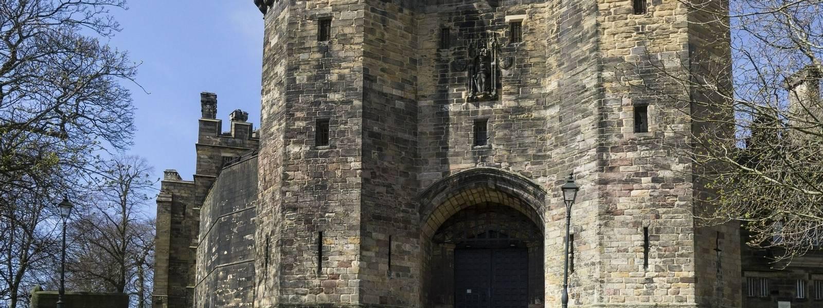 Lancaster Castle - Lancaster - England