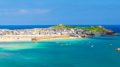 3-Night Cornwall Guided Walking Holiday