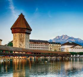 Bernese Oberland and Lucerne