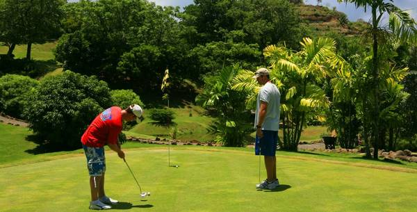 Golf at BodyHoliday