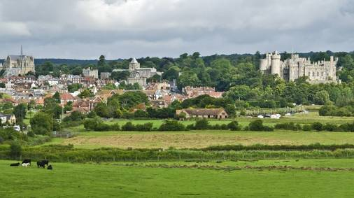7-Night South Downs Walking with Sightseeing Holiday