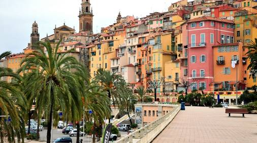 French Riviera Gardens Tour