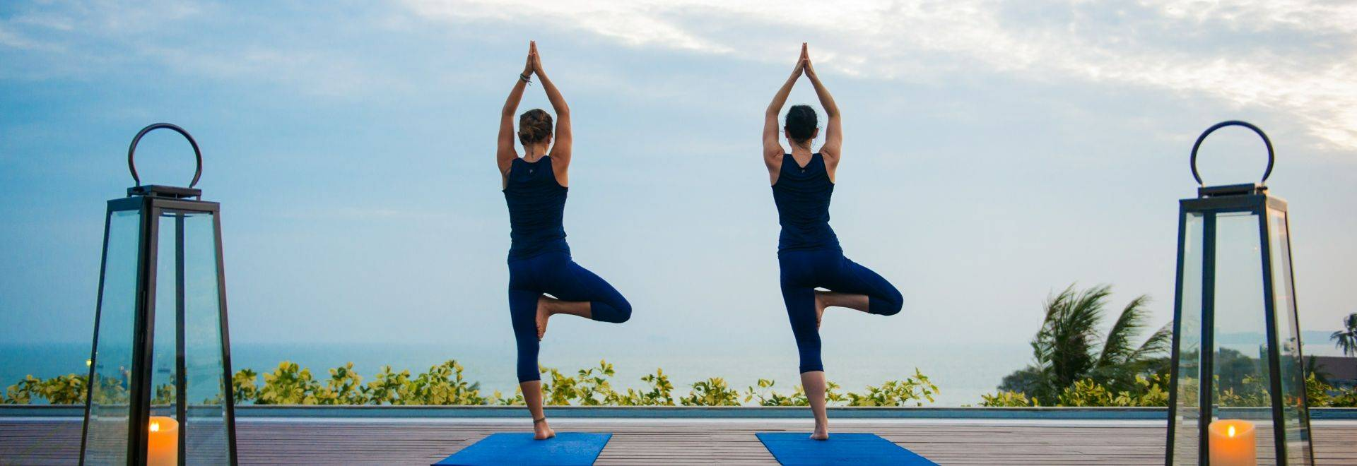Amatara Wellness Resort   Yoga At Sun   Moon 01