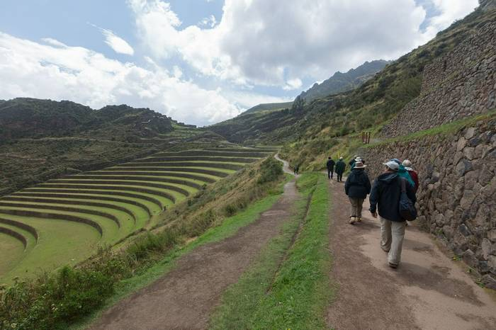 Group at Pisac (Tom Ambrose)