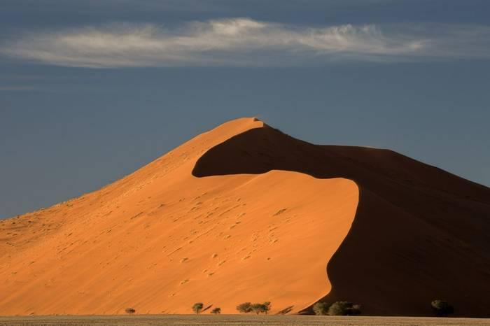 Dune 35 At Sunrise, Namib Naukluft National Park © R Harvey
