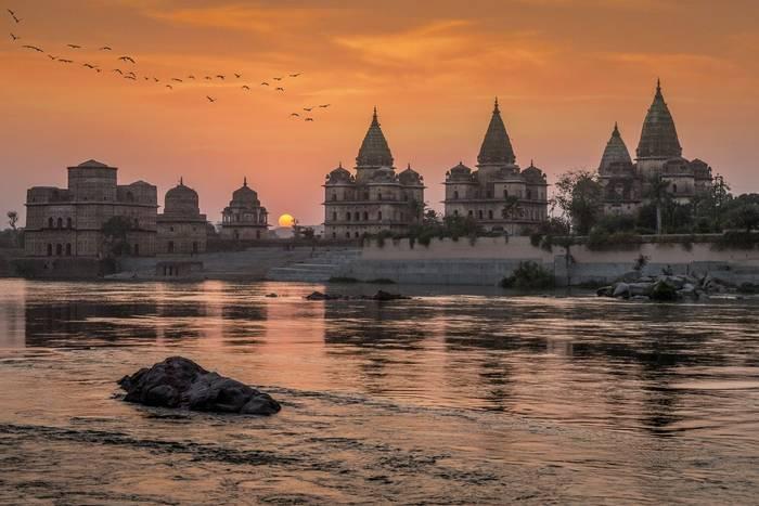 Chhatris, Orccha, India shutterstock_1188672808.jpg