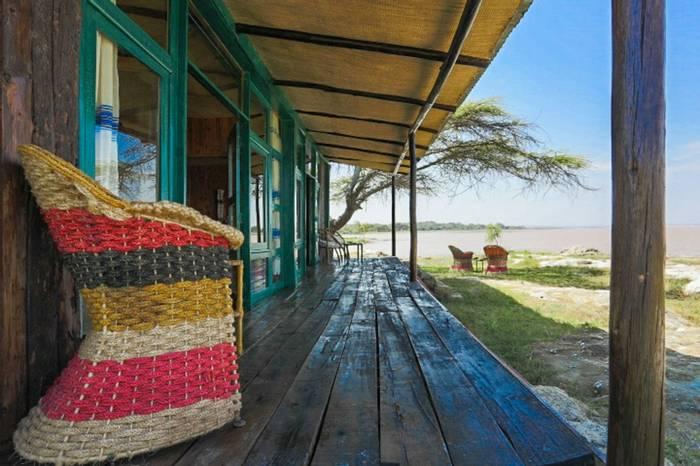 Hara Langano Lakeside Lodge Alt