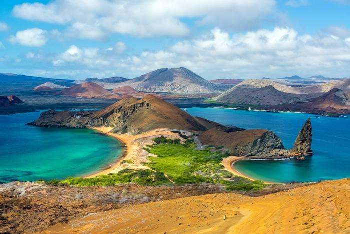 Pinnace Rock, Galapagos Shutterstock 265791809