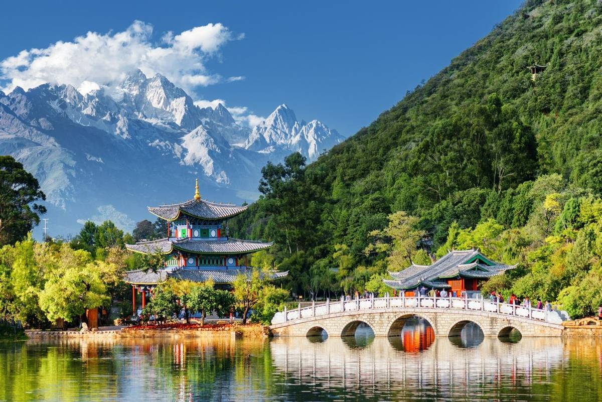 Lijiang, China Shutterstock 363488282
