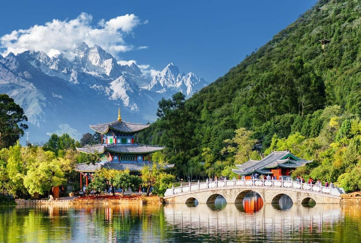 Lijiang, China Shutterstock 363488282