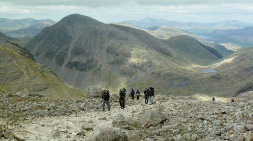 Southern Lakes Scafell Pike Challenge Holiday