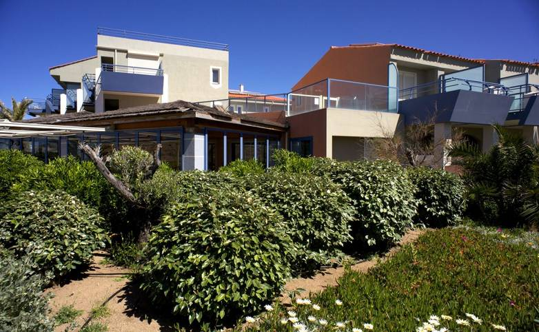France - Corsica - Santa Maria Hotel - Ile Rousse - exterior 2.jpg