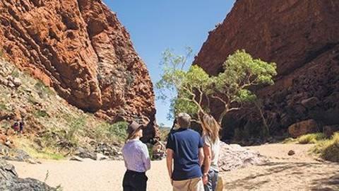 Alice Springs Destination Image
