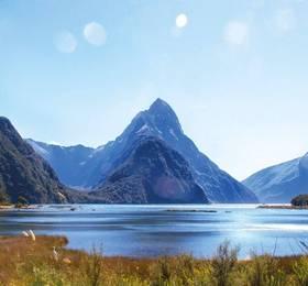 Fiordland National Park (Scenic Cruising)