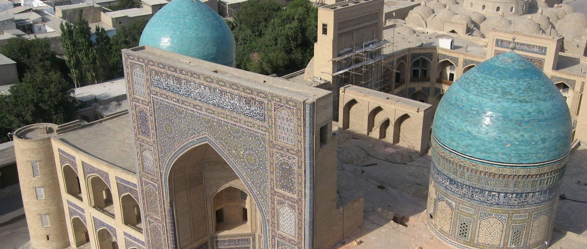 Mir I Arab Madrasa Bukhara