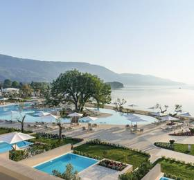 Stay at Ikos Dassia, Corfu