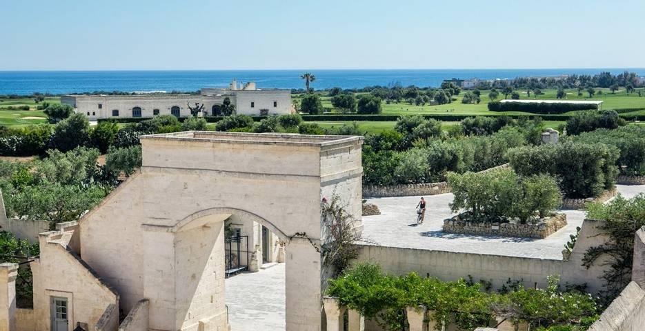 Hollie's Review of Borgo Egnazia, Puglia Italy