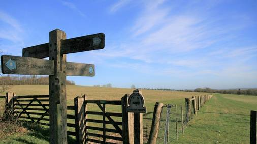 4-Night South Downs Self-Guided Walking Holiday