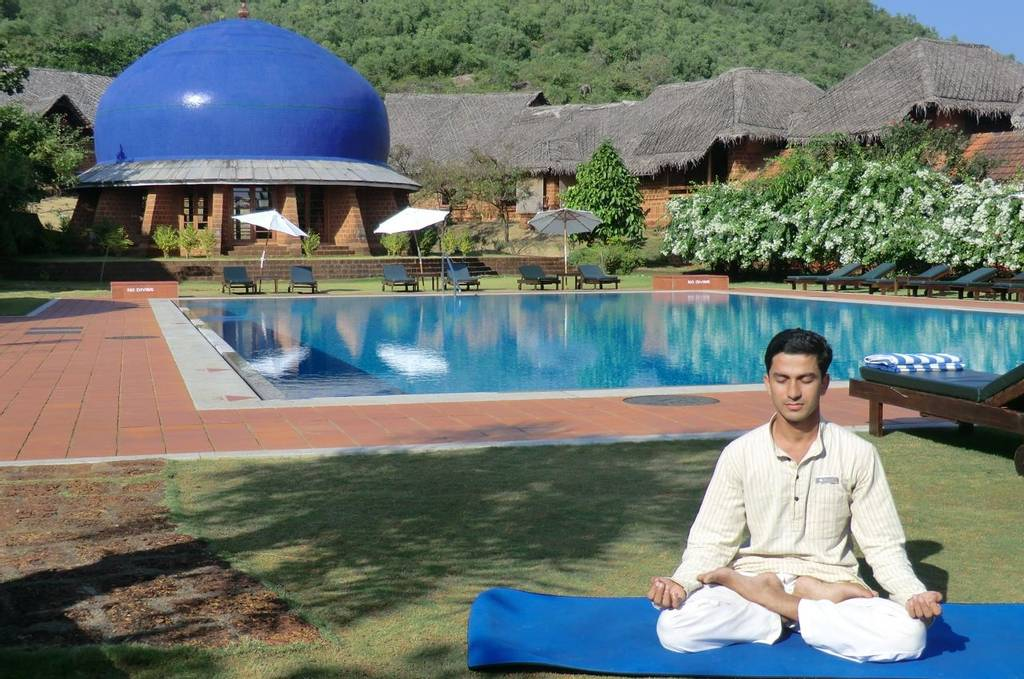 """Experience """"the mother of all yoga"""" at SwaSwara"""