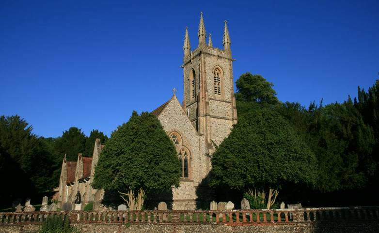 Chawton Parish Church