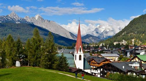 Seefeld Plateau Guided Walking Holidays