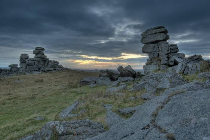 Great Staple Tor (© Robert Harvey)