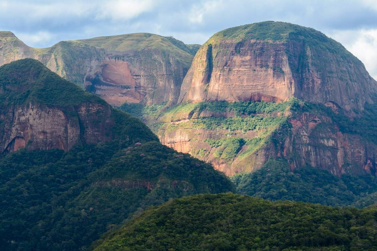 Amboro National Park, Boliviashutterstock 726268615
