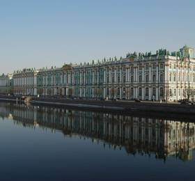 St Petersburg and the Hermitage Museum