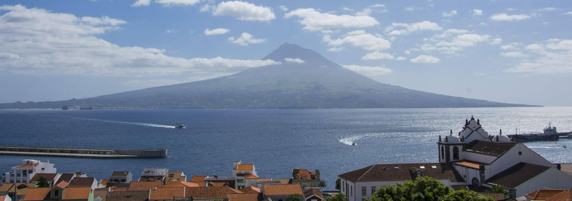 Faial, The Azores. Credit: Futurismo Azores Adventure