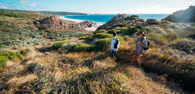 Margaret River Cape to Cape Walk  at Great Walks of Australia