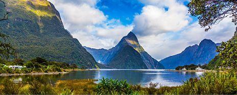 New Zealand's Coastal Gems & Sydney Stay