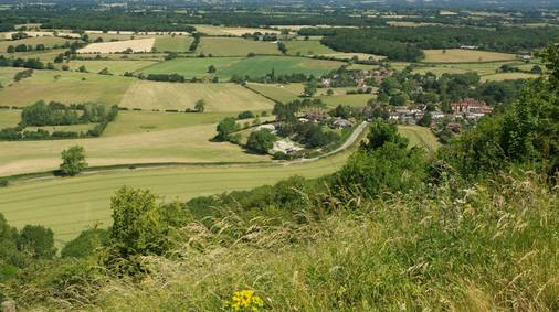 South Downs Pub Walks Holiday