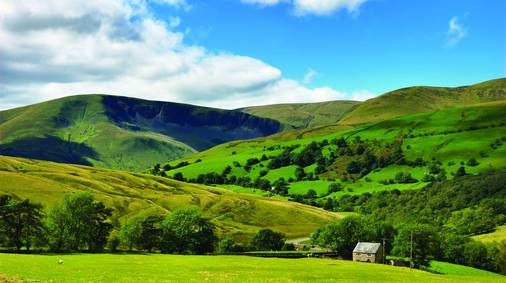 Wainwright's Howgills & Dales Guided Trail