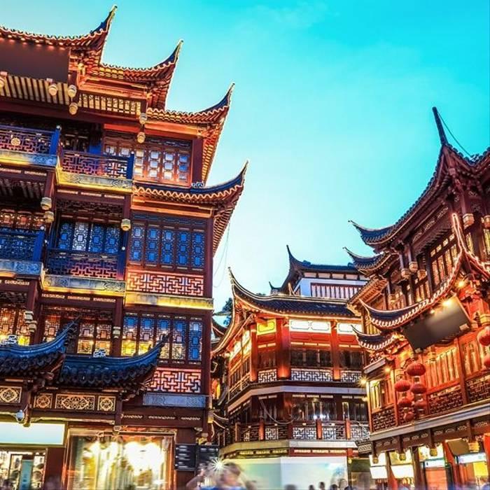 6 Day   Shanghai, Yu Yuan Garden   Itinerary Desktop