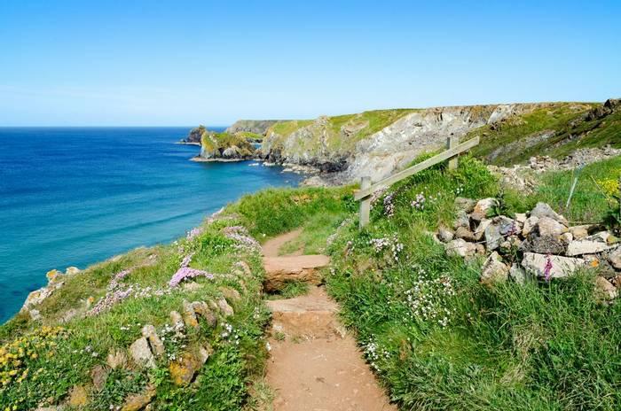 Southwest Coastal Path, The Lizard, Cornwall, UK shutterstock_1274502862.jpg
