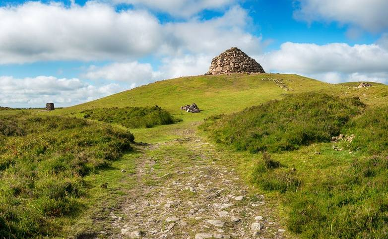 Dunkery Beacon on Exmoor