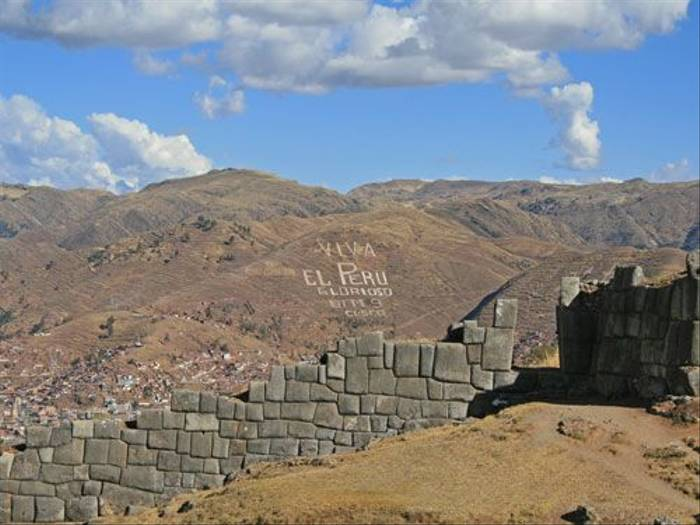 Viva el Peru (Ian Williamson)