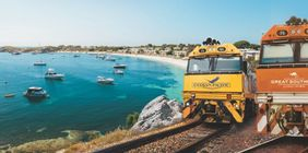 Coast to Coast Double Train Explorer From Perth to Brisbane