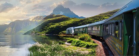 Fjords of Norway Train Journey & Baltic Cruise