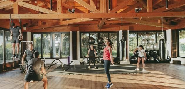 Fusion Fitness™ at Pine Cliffs Resort