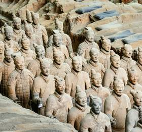 Xi'an - Hotel Stay and Tour