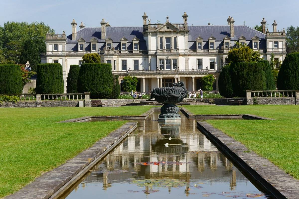 Wales Welsh Borders Garden Tour Dyffryn House AdobeStock_121548698.jpeg