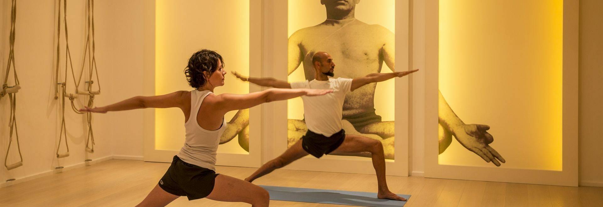 Borgo Egnazia Yoga