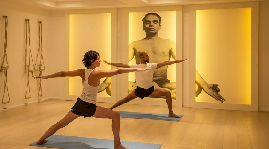 Yoga at Borgo Egnazia